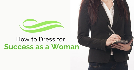dress for success as woman