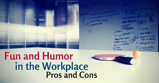 fun humor in workplace