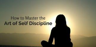 master art of self discipline