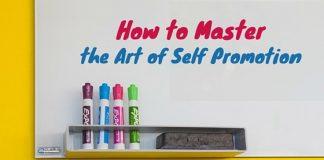master self promotion art