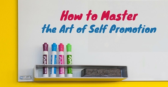master self promotion art