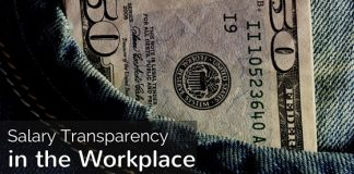 salary transparency in workplace