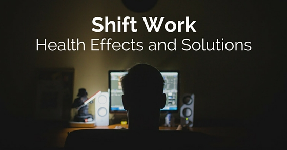 shift work health effects