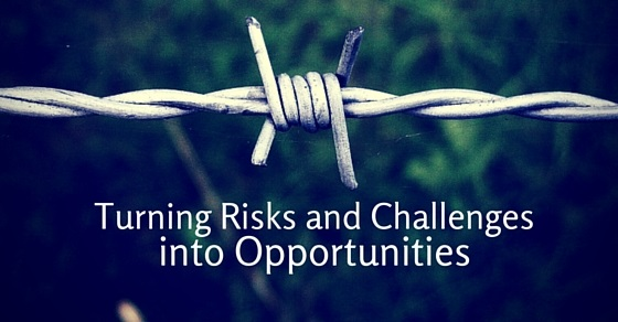 turning risks into opportunities
