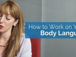 work on body language