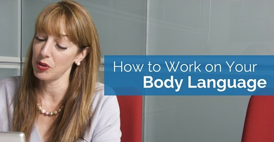work on body language