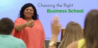 choosing right business school