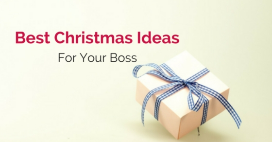 What are the Best Christmas Gift Ideas for Your Boss? - WiseStep