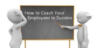 coach your employees success