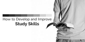 develop improve study skills