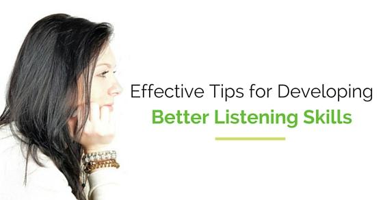 daha iyi dinleme becerileri geliştirmek