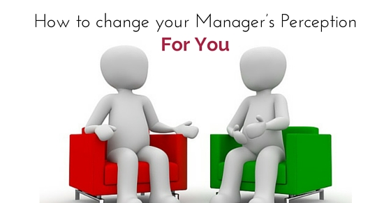 how change manager perception