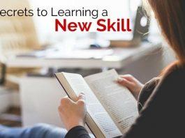 learning new skill secrets