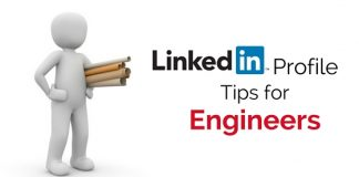 linkedin profile tips engineers