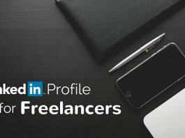 linkedin profile tips freelancers