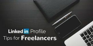 linkedin profile tips freelancers