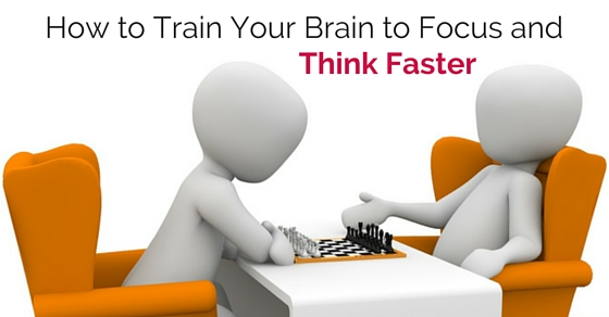 train your brain to focus