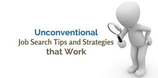 unconventional job search strategies