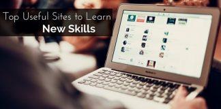 useful sites learn new skills