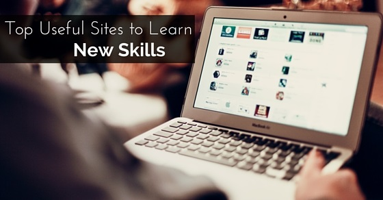 useful sites learn new skills