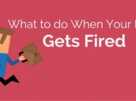 when boss gets fired