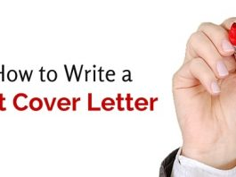write hot cover letter