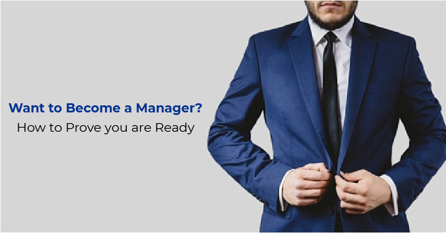 Become a Manager