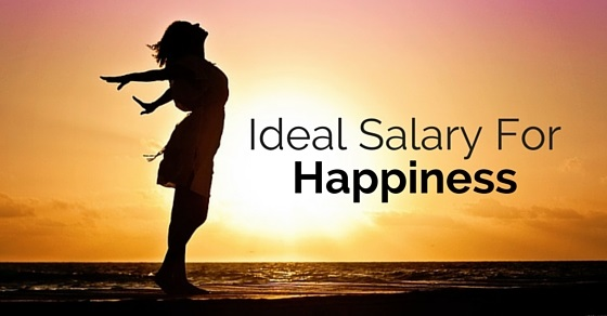 Ideal Salary for Happiness