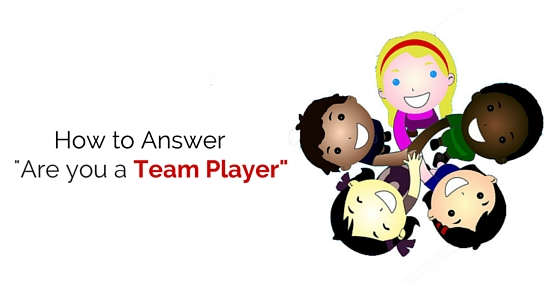 are you team player answer