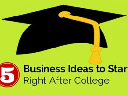 business ideas after college