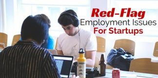 employment issues for startups