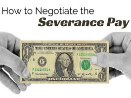 how negotiate severance pay