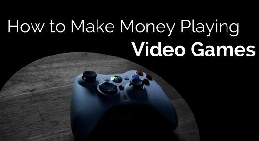 make money playing games