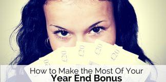 make most of bonus