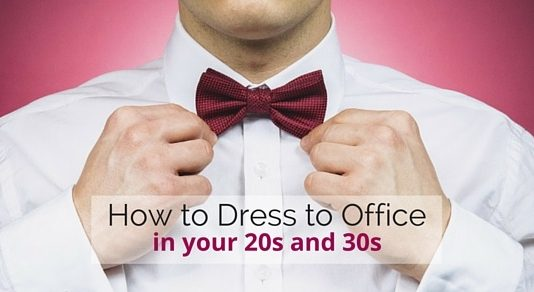 office dress in 20s 30s
