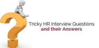 tricky hr interview questions