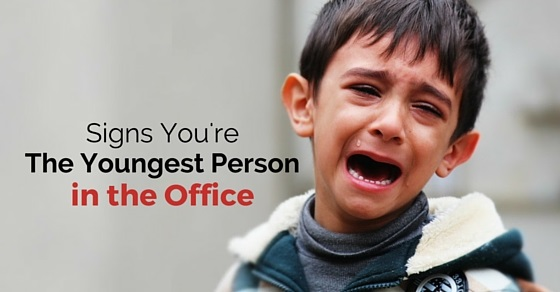 youngest person in office signs