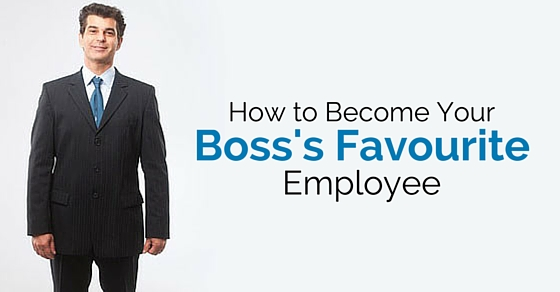 become boss favourite employee