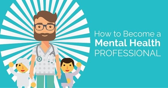 become mental health professional