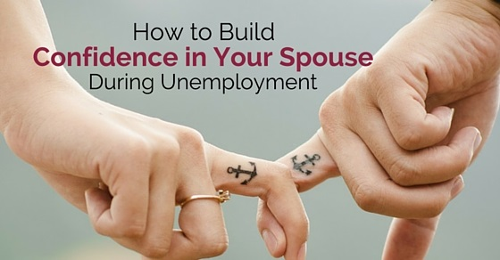 build confidence in spouse