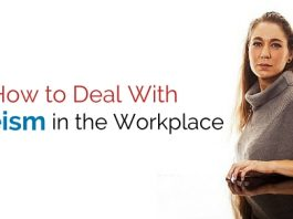 deal with ageism workplace