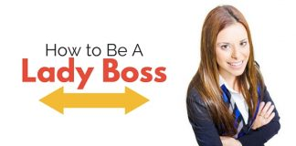 how be lady boss