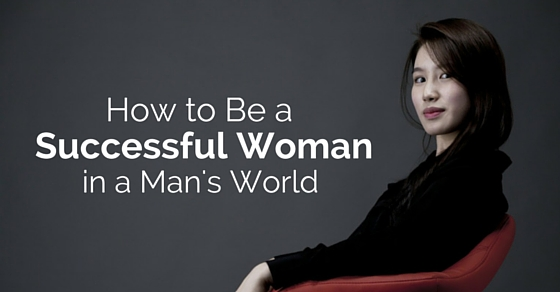 how be successful woman
