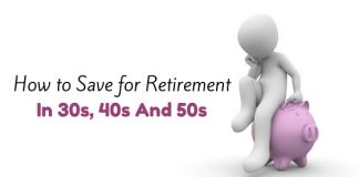 how save for retirement