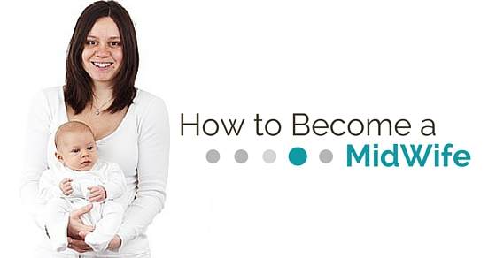 how to become midwife