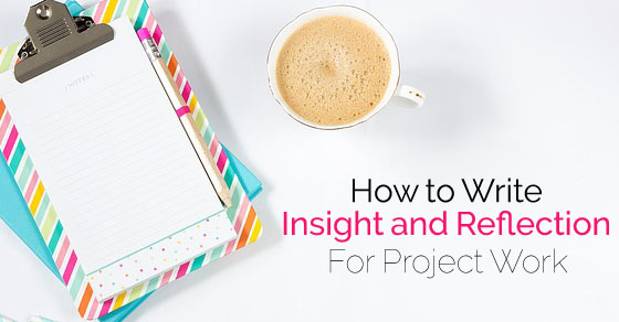 insight reflection for project