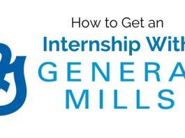 internship with general mills