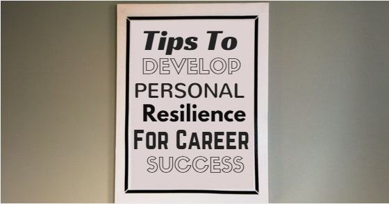 resilience for career success