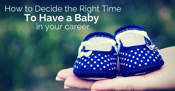 right time to have baby
