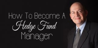 become hedge fund manager